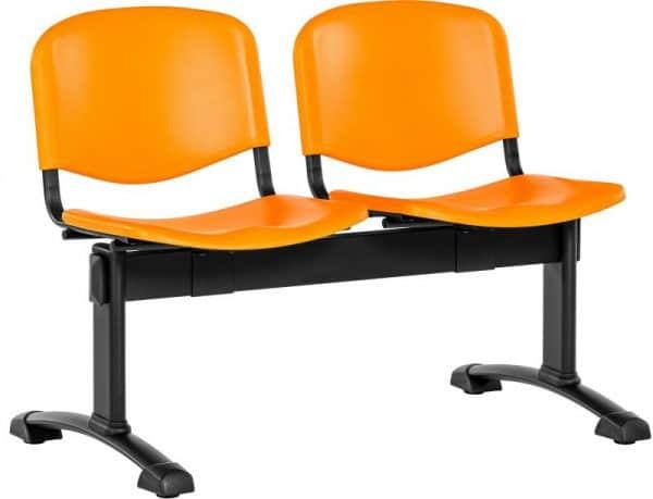 1122 PN narancssárga ívelt talpú v