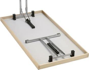 TREMILA asztal egyenes talp (1)