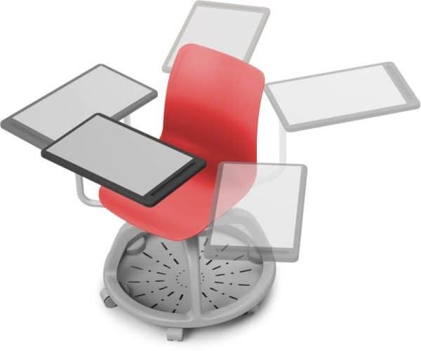 COLLEGE asztal mozgás